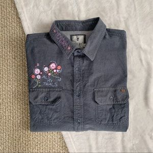 Kolby Embroidered Shirt